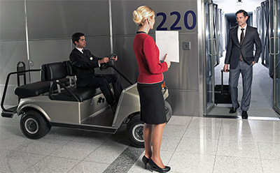 Airport VIP Assistance Service