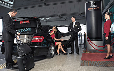 istanbul airport vip assistance service